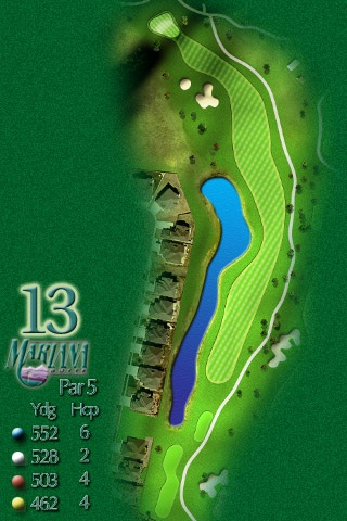 Mariana Butte Hole #13