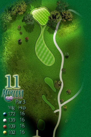Mariana Butte Hole #11