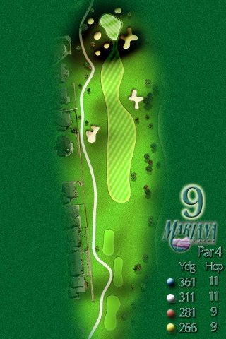 Mariana Butte Hole #9