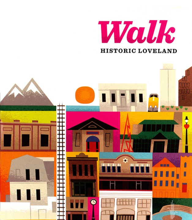Historic Walking Tour Brochure