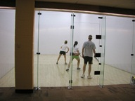 Racquetball Court Players