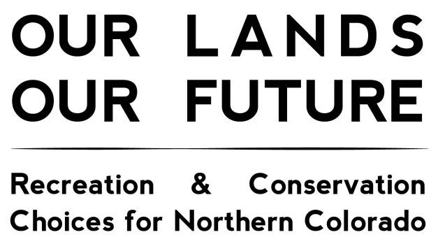 Our Lands Our Future Logo Words Crop