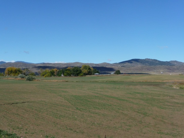 New trail and trailhead location 2