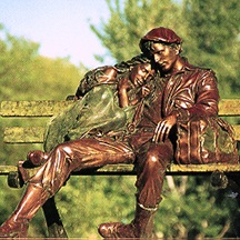 Departure by George Lundeen