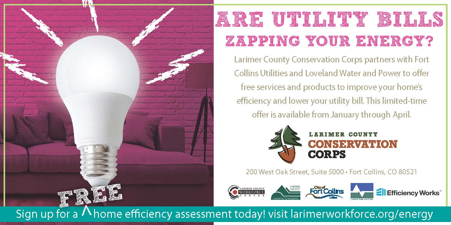 Larimer County Conservation Corps
