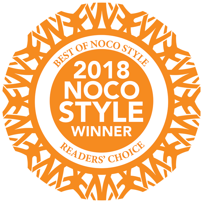 NOCO Style Magazine Best of Award logo